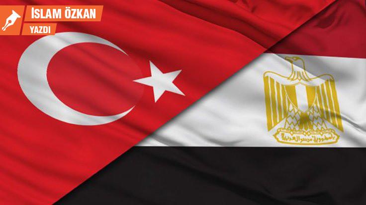 Ankara-Kahire hattında yüksek gerilim