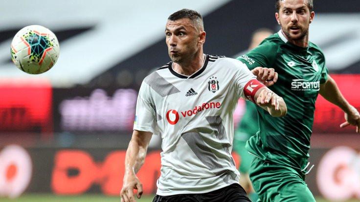Beşiktaş, Konyaspor'u 3 golle geçti