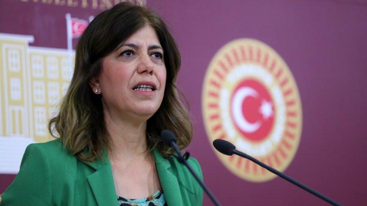 HDP'li Beştaş Meclis'te kaza geçirdi