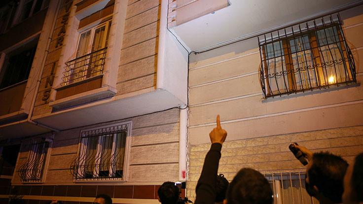Sultangazi'de 3 binaya tahliye