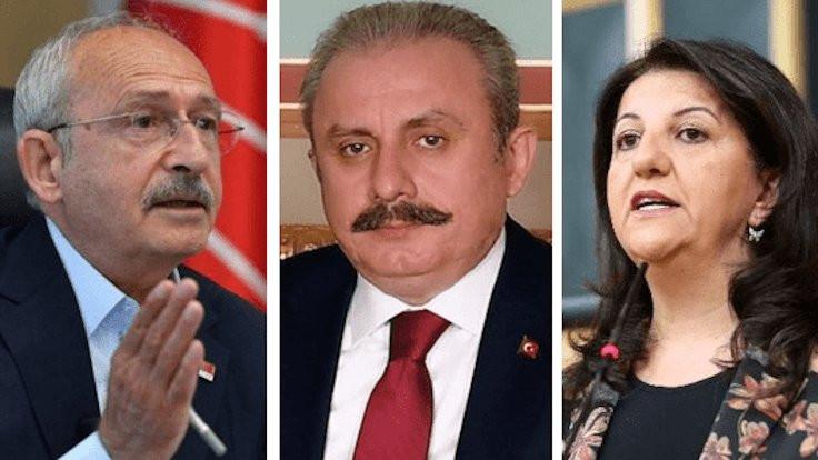 Ankara'da sert tartışma...