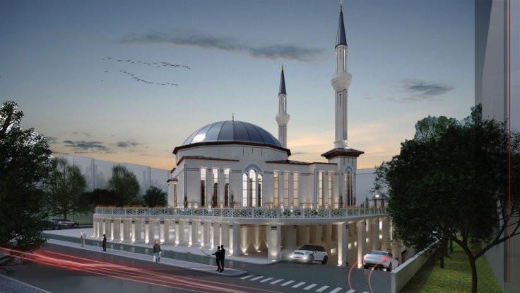 Büyükşehir Belediyesi Kızılay'a cami yapacak