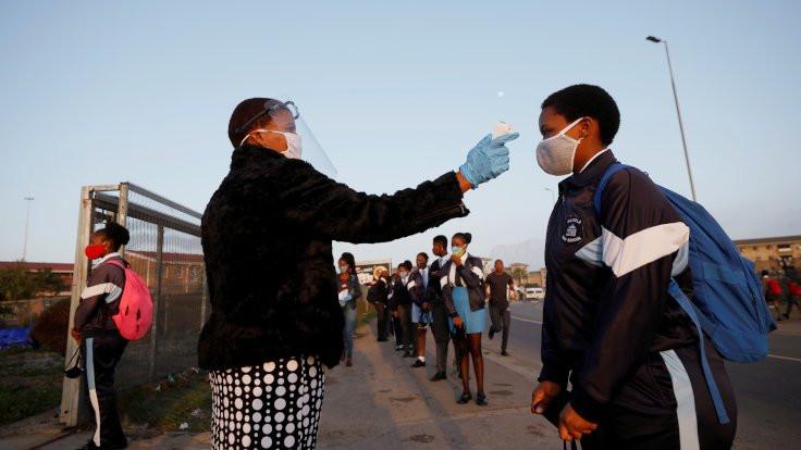 'Virüs Afrika'da hızla yayılıyor'
