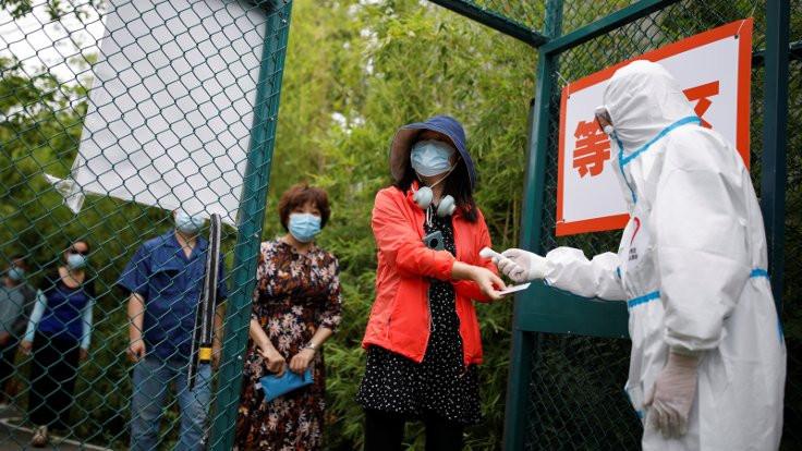 Çin'de 440 bin kişi karantinada