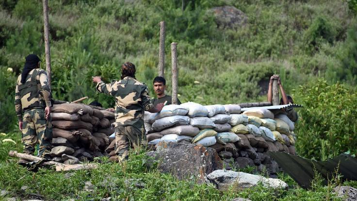 Hindistan-Çin çatışması: 20 Hint askeri öldü