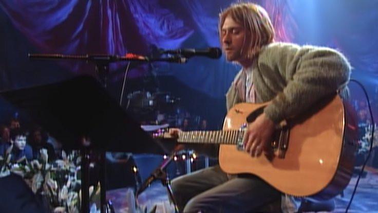 Cobain'in gitarı rekor kırdı
