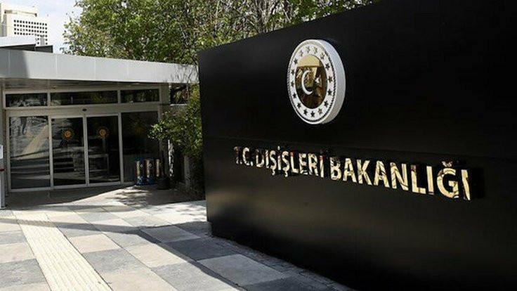 Türkiye'den SDG'nin petrol anlaşmasına tepki