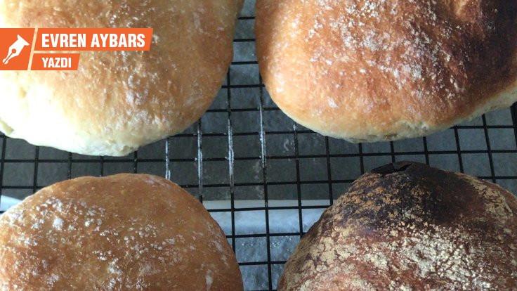 En kolay ekmek: Ciabatta
