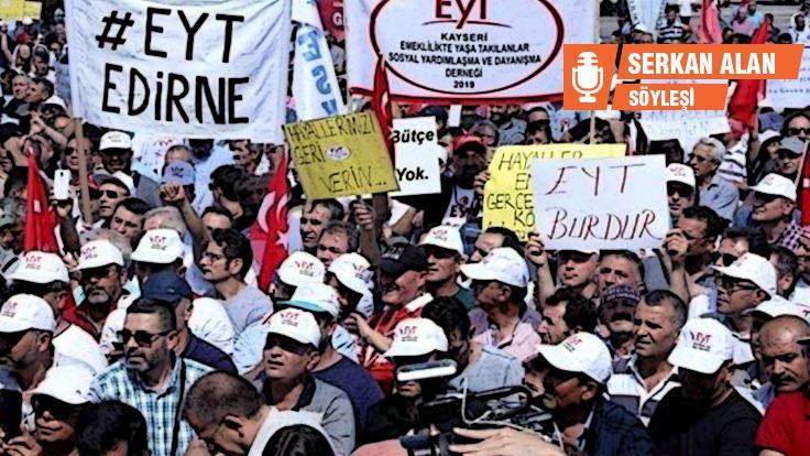 Umut Partisi: EYT'liler iktidara gelecek