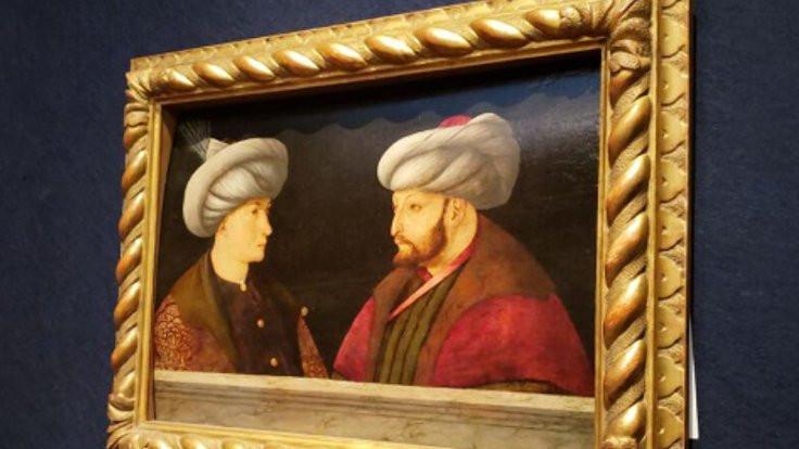İBB'den Fatih'in portresine 6,5 milyon lira