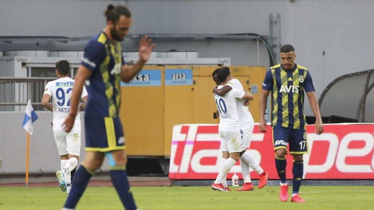 Kasımpaşa 14 maç sonra Fenerbahçe'yi yendi