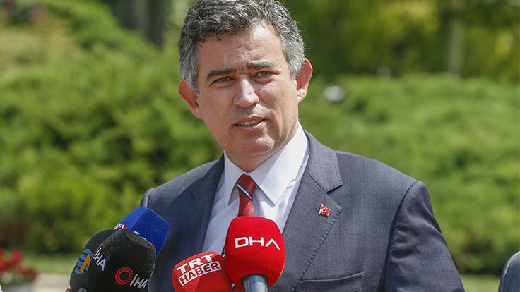Feyzioğlu: Baro başkanlarının yürüyüşüne izin verilmeli