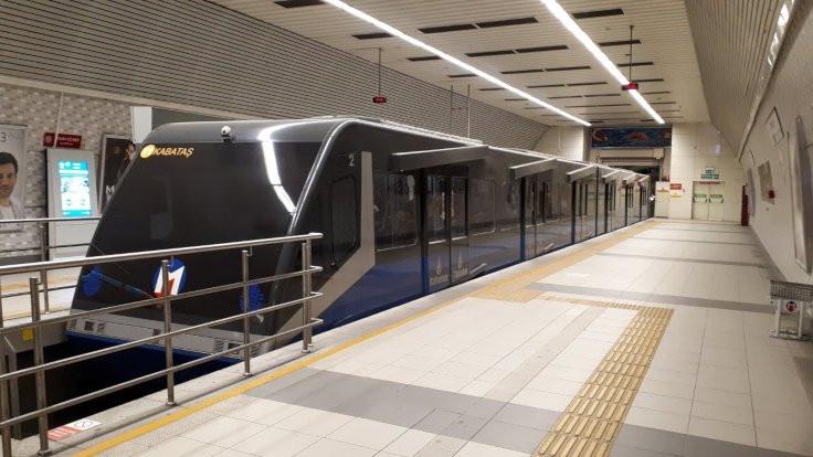 Taksim metro durağı ve füniküler kapatıldı