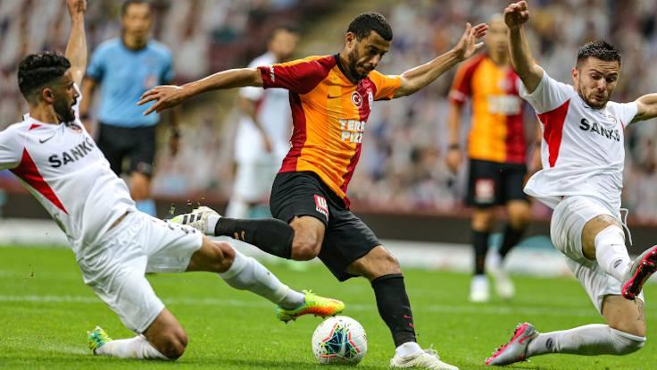 Galatasaray galibiyeti 'son dakika' golüyle kaçırdı