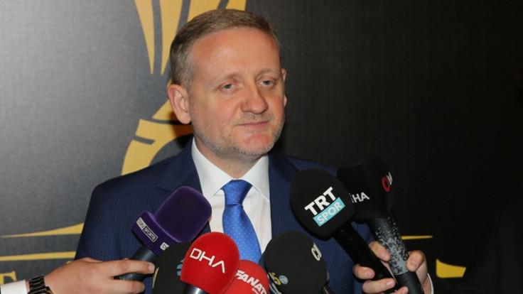 Gümüşdağ: Yeni sezona Taşçıoğlu'nun isminin verilmesini destekliyoruz