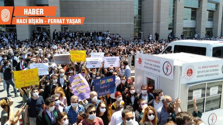 İstanbul Barosu ayakta: Savunma susmayacak