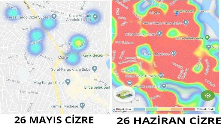 Cizre'de korkutan tablo Meclis gündeminde