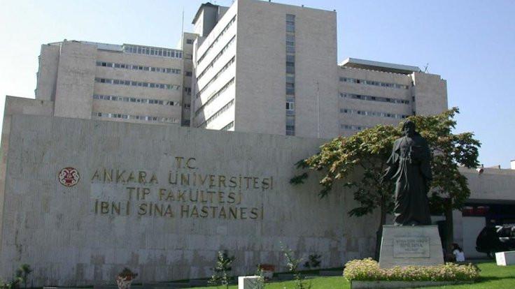 İbni Sina Hastanesi'nde bir haftada 12 sağlıkçı virüse yakalandı