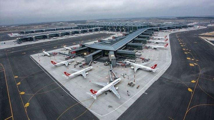 53 havalimanına korona sertifikası