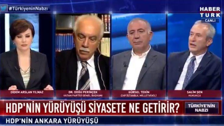 Didem Arslan Yılmaz'ın HDP'siz HDP tartışması izahı: Bu bir tercih