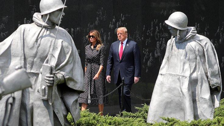Trump, heykelleri koruyan kararnameyi imzaladı