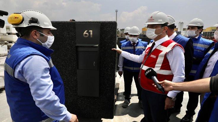 İmamoğlu: Kanal İstanbul boşboğazlık