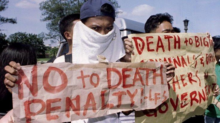 Irklar arası adalet için idam cezası kaldırılmalı