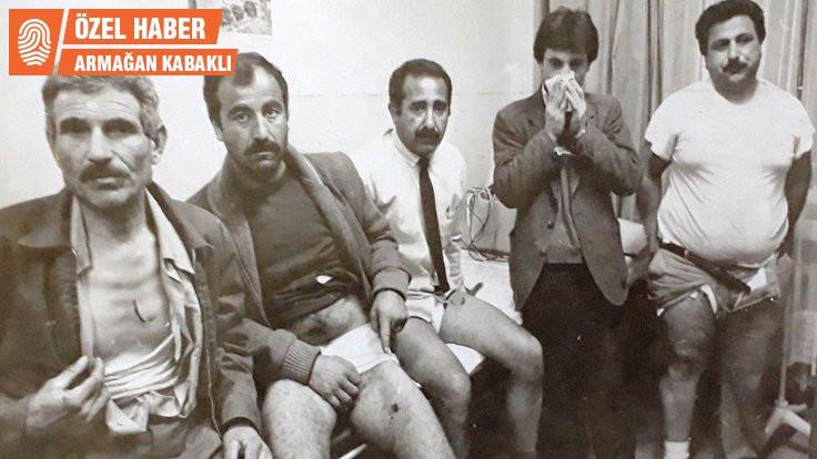35 yıl önce yazılamayan haberin fotoğrafı