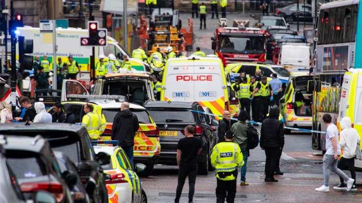 İskoçya'da otelde bıçaklı saldırı: 6 yaralı