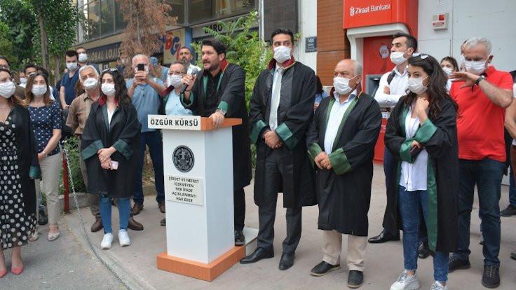 İzmir Barosu: Asla teslim olmayacağız