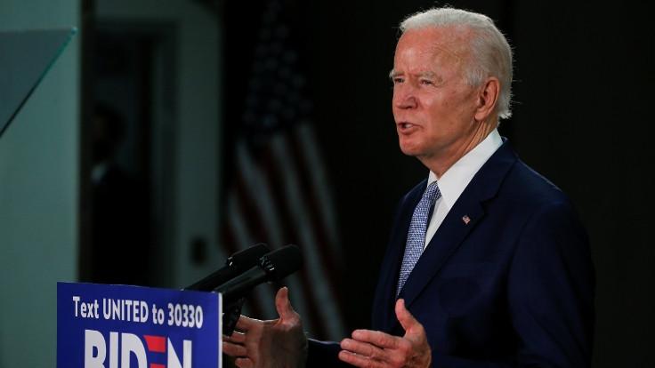 Joe Biden, ABD başkan adayı olmayı garantiledi