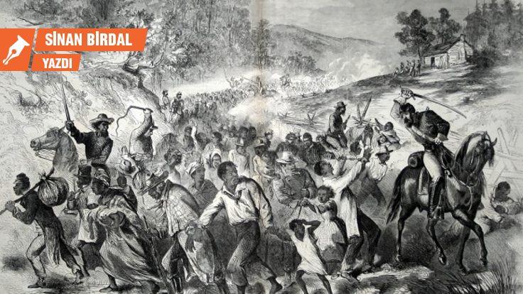 Veba zamanında kölelik, kaçaklık ve özgürlük
