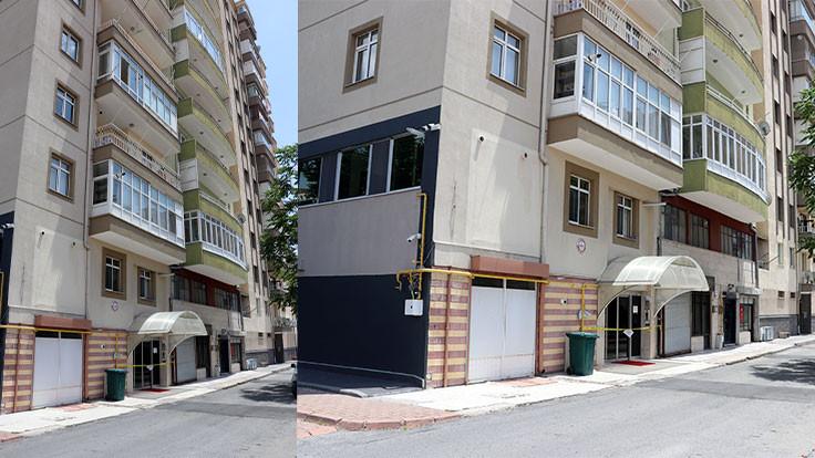 Kayseri'de 22 eve karantina