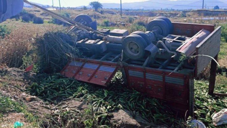 İki tarım işçisi öldü