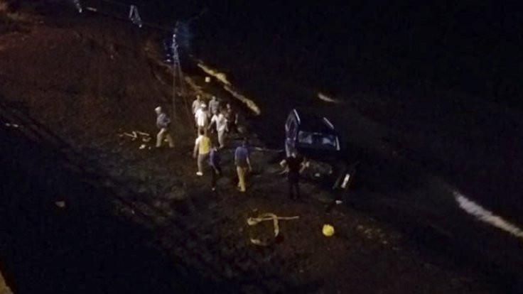 Trabzon'da kaza: 5 yaralı