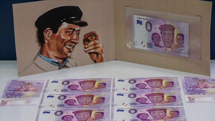 Kemal Sunal anısına para basıldı