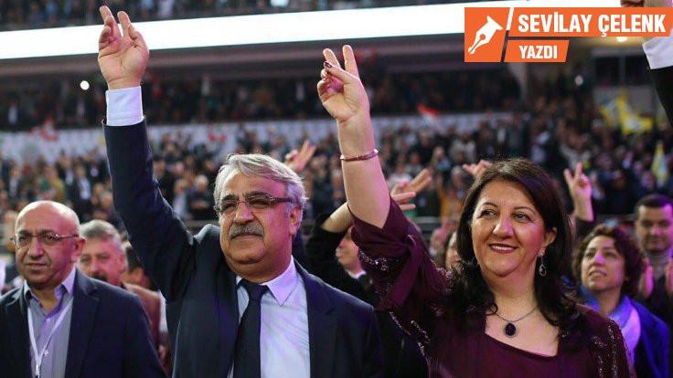 HDP'nin alınganlığı meselesi