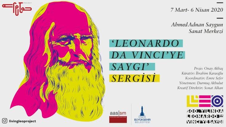 'Leonardo da Vinci'ye Saygı' sergisi yeniden ziyarete açılacak