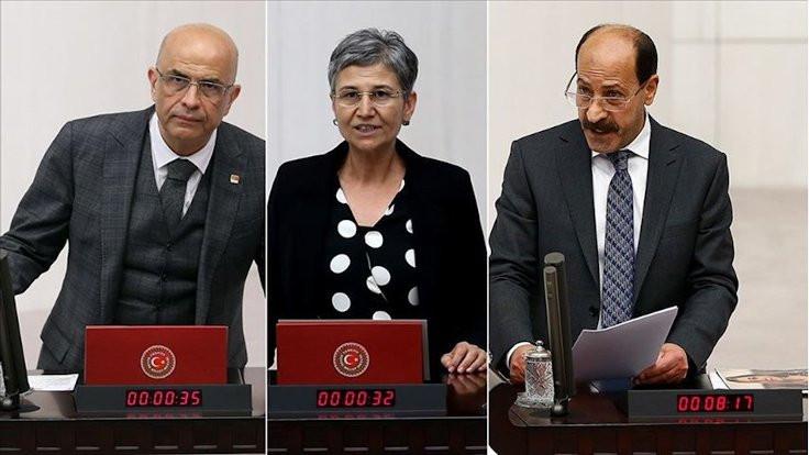 'HDP üyelerine virüs bulaşmıyor mu?'