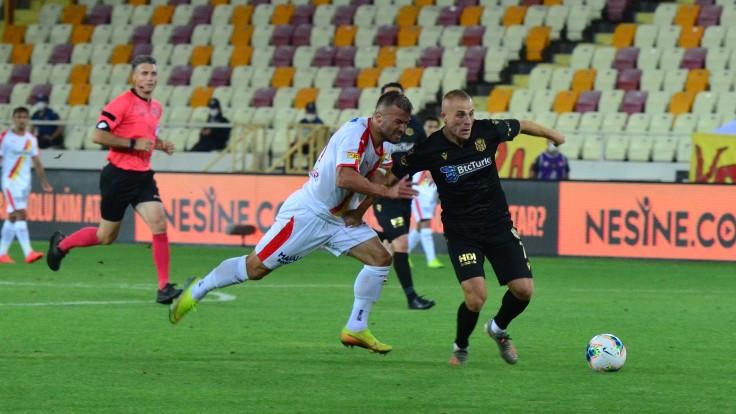 Yeni Malatyaspor, Göztepe'yi mağlup etti