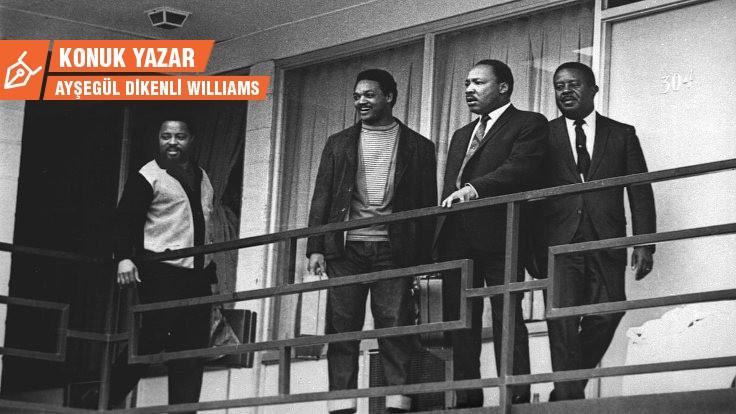 Martin Luther King'in gerçekleşmeyen rüyası