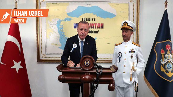 Mavi Vatan ve Türkiye'nin yeni güvenlik doktrini