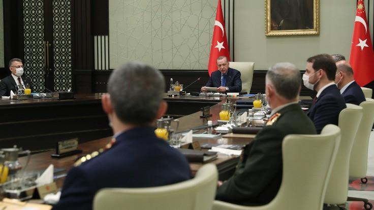 MGK: Libya'da askeri danışmanlık sürecek