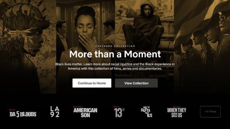 Netflix'ten yeni koleksiyon