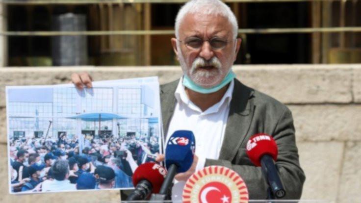 HDP: Adında 'adalet' olan parti adalete saldırıyor