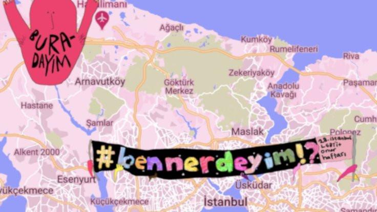 İstanbul Onur Yürüyüşü online yapılıyor