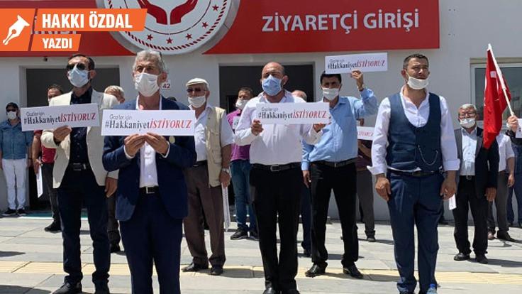 'İslami holding' mağdurlarından gazilere
