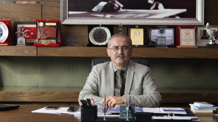 Samsun Barosu Başkanı Kerami Gürbüz istifa etti