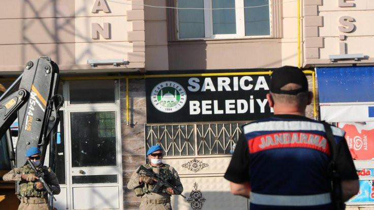 HDP'li Sarıcan Belediyesi'ne kayyım