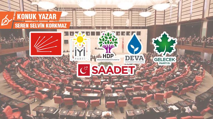 Türkiye muhalefeti dünyaya model olur mu?